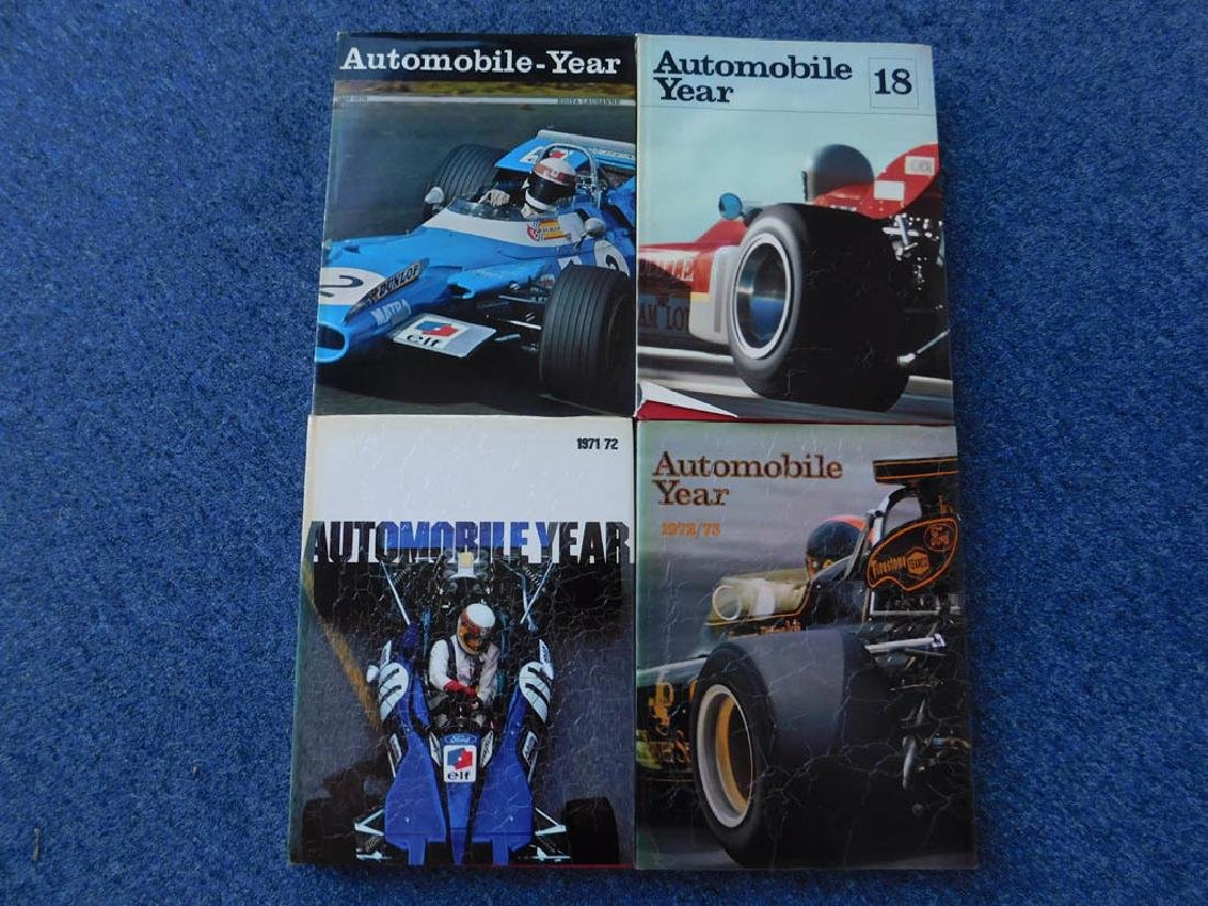 'Automobile Year' 1- 39 - 7