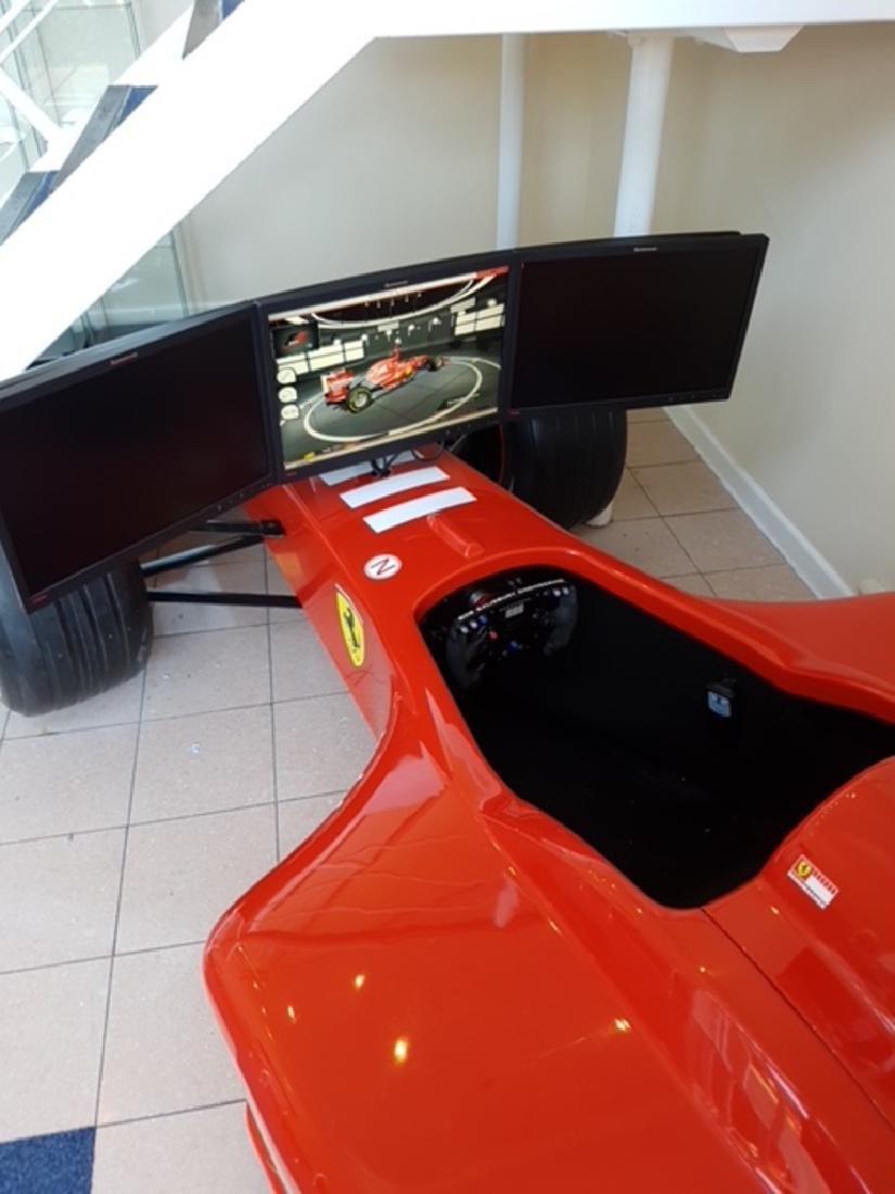 Ferrari Fi official 2006 F1 simulator. - 3