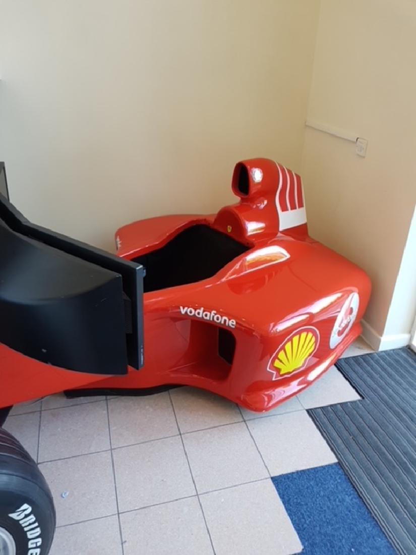 Ferrari Fi official 2006 F1 simulator. - 4