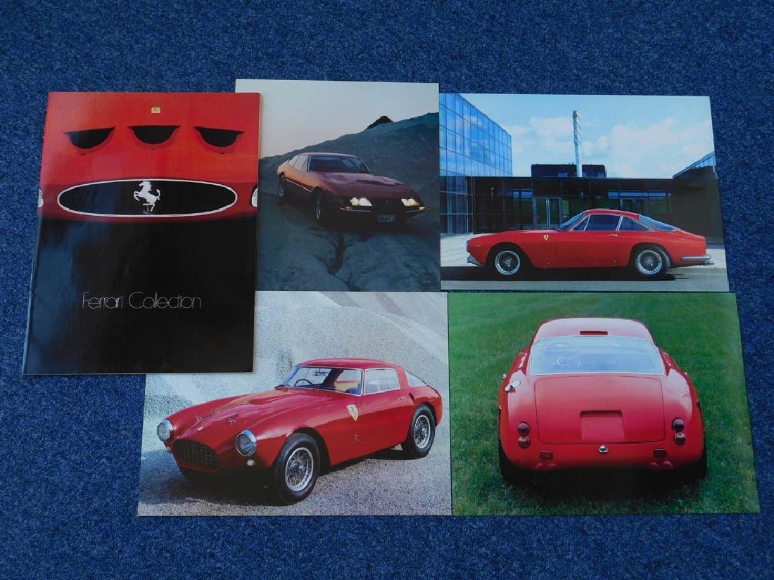 Quantity of Ferrari related books - 2