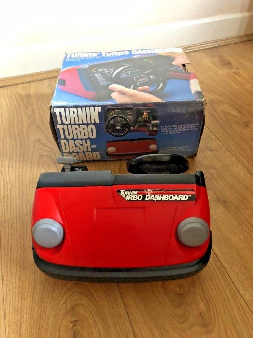 "Tomy ""Turbo Turnin'"" Porsche Dashboard Game* - 2"