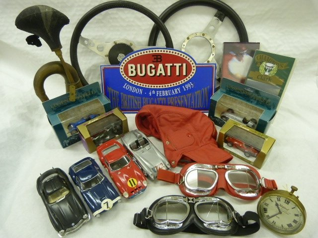 A Selection Of Motoring Lots