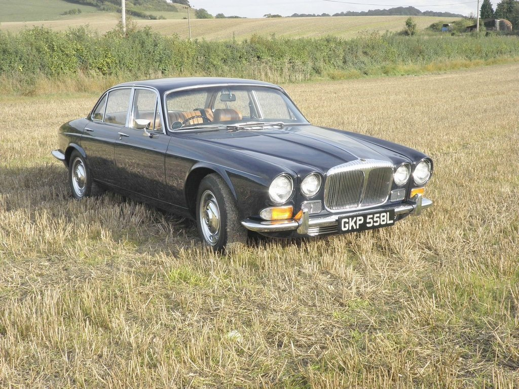 1972 Daimler Sovereign Series One 4.2 Litre Saloon