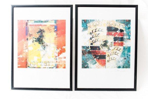 2 Dexter Brown Prints