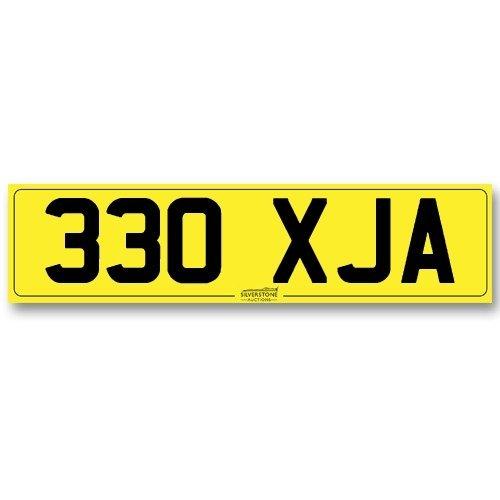 Registration No. - '330 XJA'