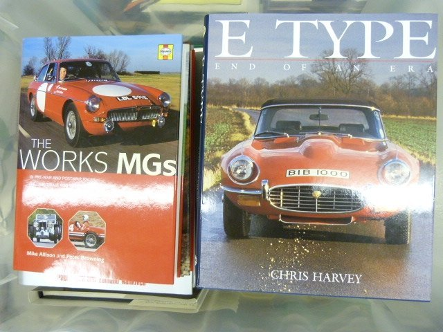 Collection of Motoring Books