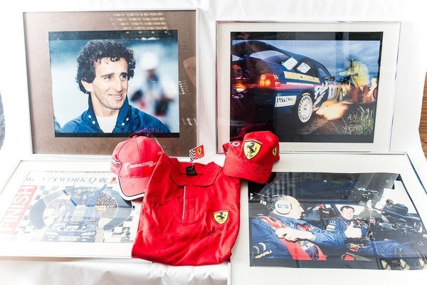 Selection of Motorsport Prints and Photographs