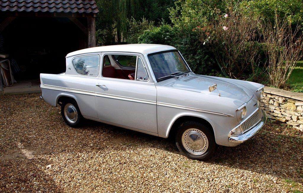 1964 Ford Anglia Super