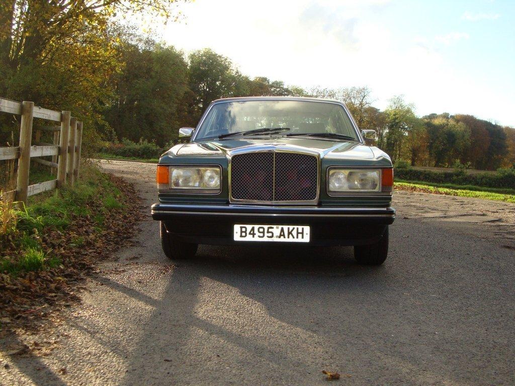 1985 Bentley Eight
