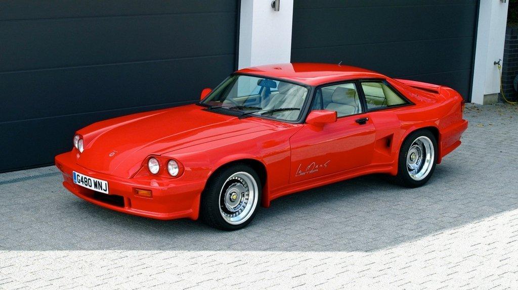1990 Lister Jaguar XJS 7.0 Litre Le Mans Coupe