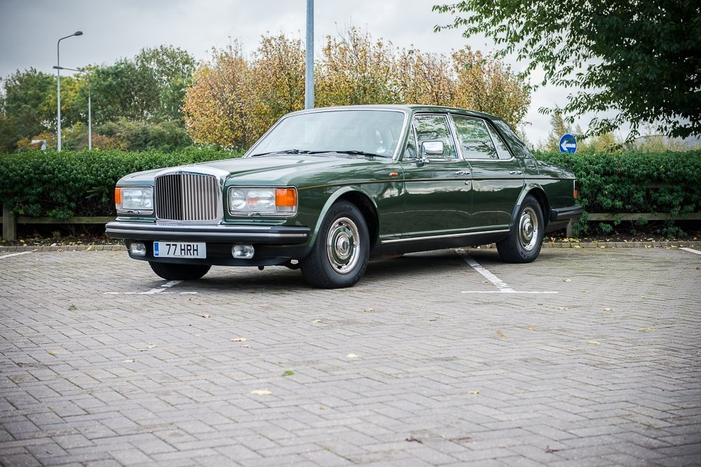 1982 Bentley Mulsanne