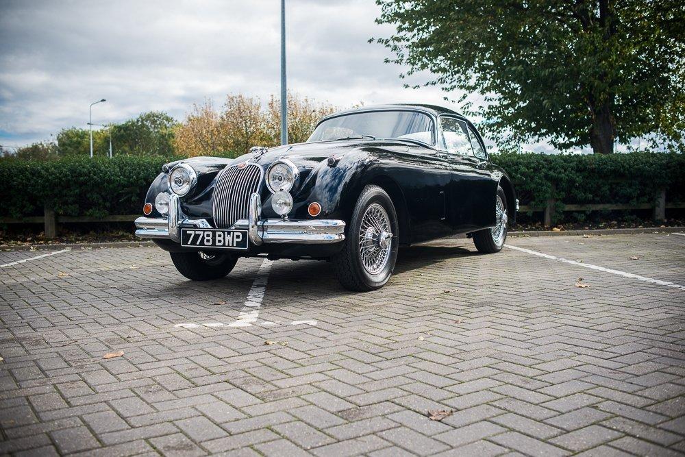 1960 Jaguar XK150 Fixedhead Coupe