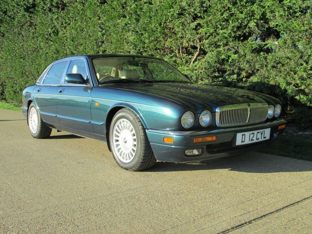 1996 Jaguar XJ12 6.0 Litre Auto
