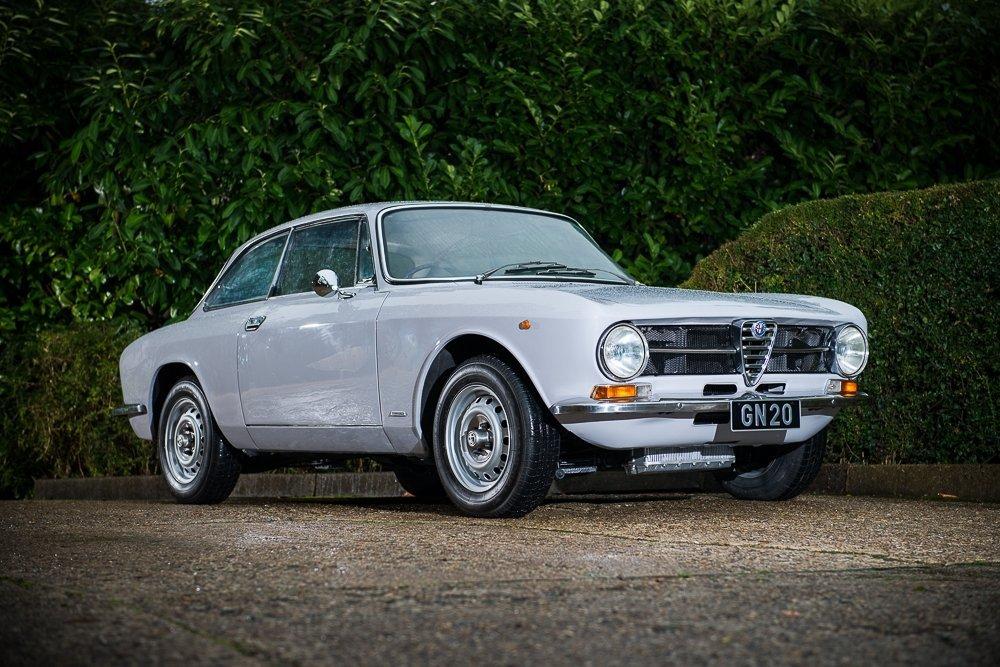 1972 Alfa Romeo 1600 GT Junior