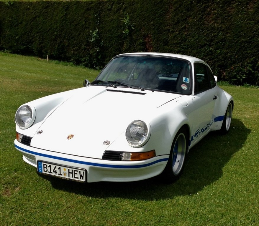 1985 Porsche 911 Carrera RSR Recreation