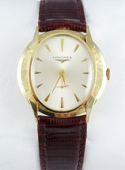 Longines 14ct Gold Watch