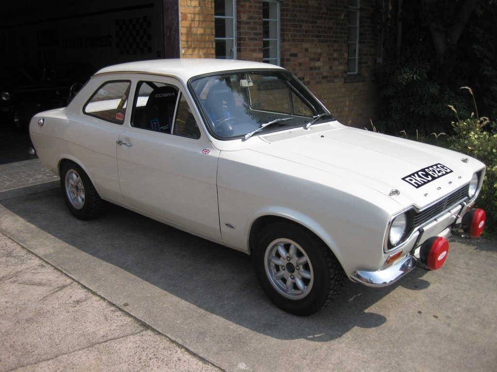 WITHDRAWN 1968 Ford Escort Mk.I to Twin Cam Rally Spec