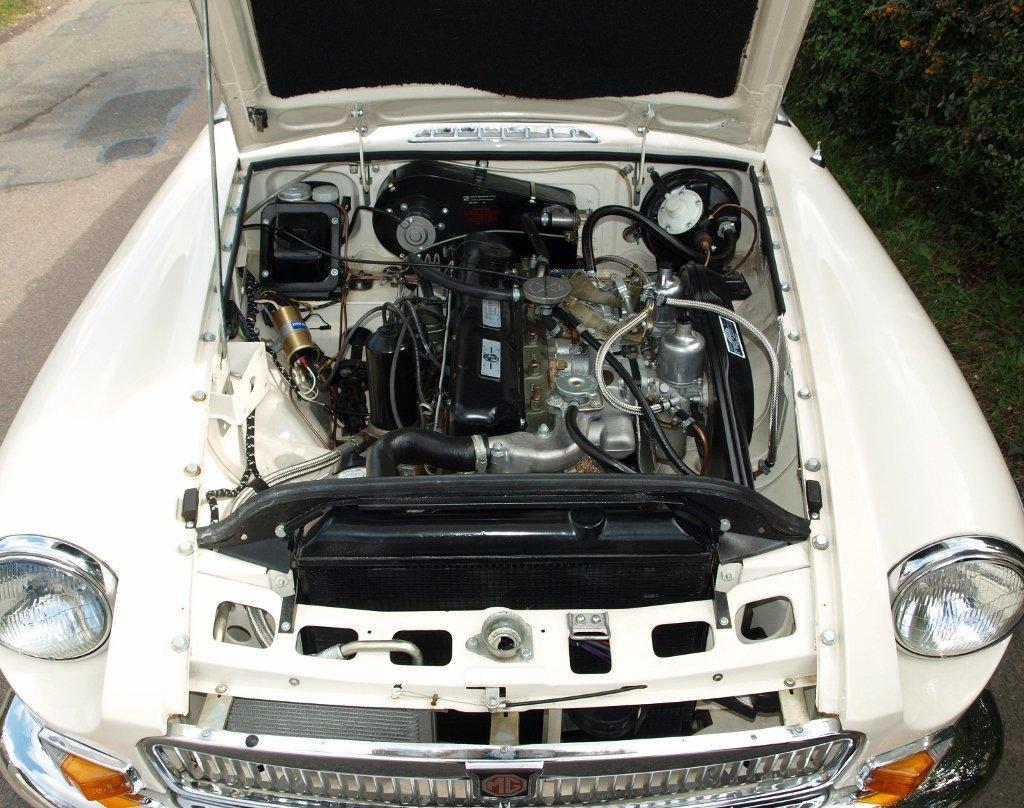 1968 MGC Roadster - 5