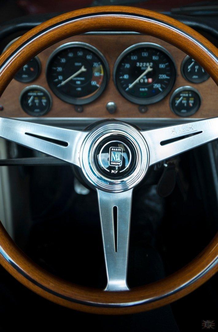 1967 Fiat Dino Spider by Pininfarina - 10