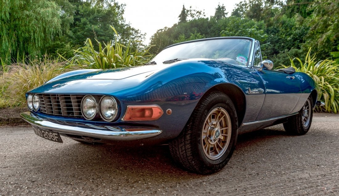 1967 Fiat Dino Spider by Pininfarina - 2