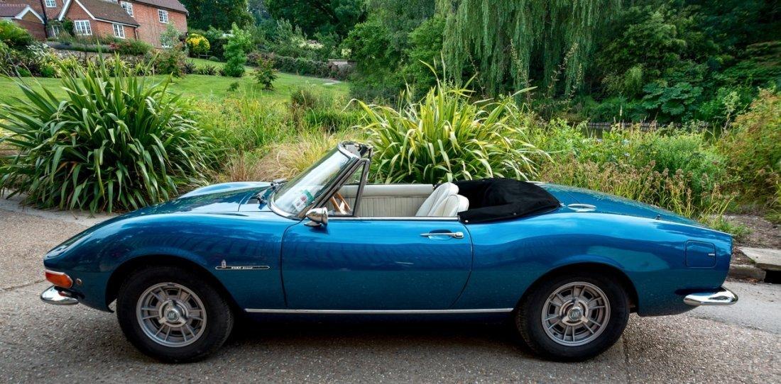 1967 Fiat Dino Spider by Pininfarina - 3