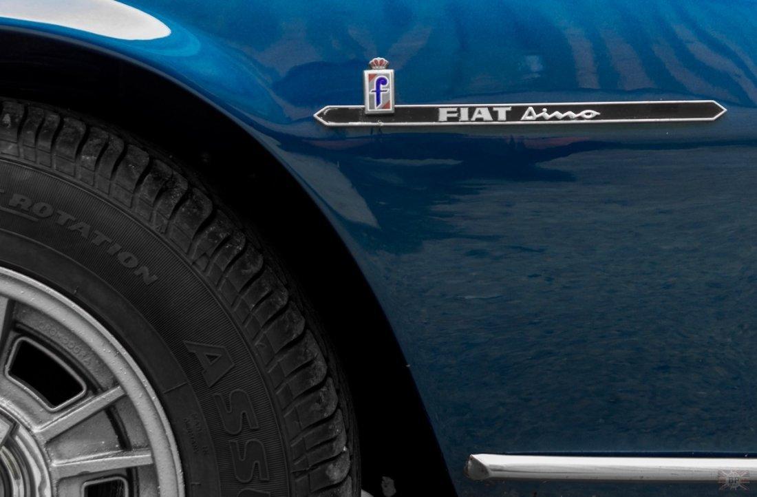 1967 Fiat Dino Spider by Pininfarina - 5