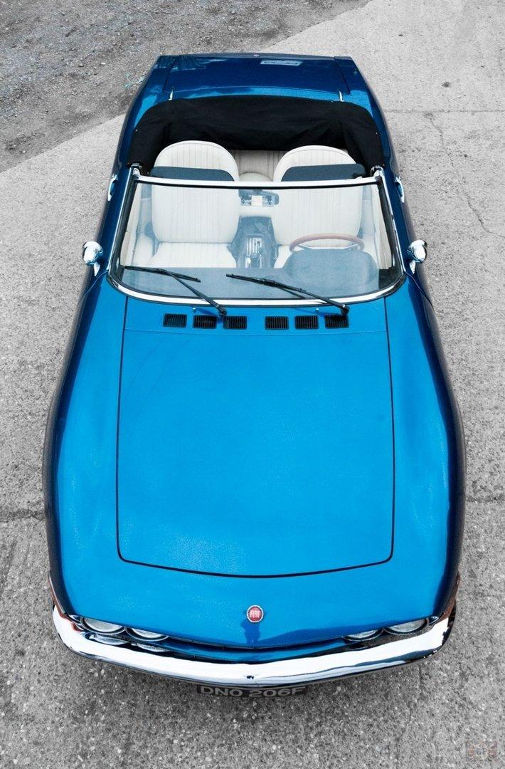 1967 Fiat Dino Spider by Pininfarina - 6