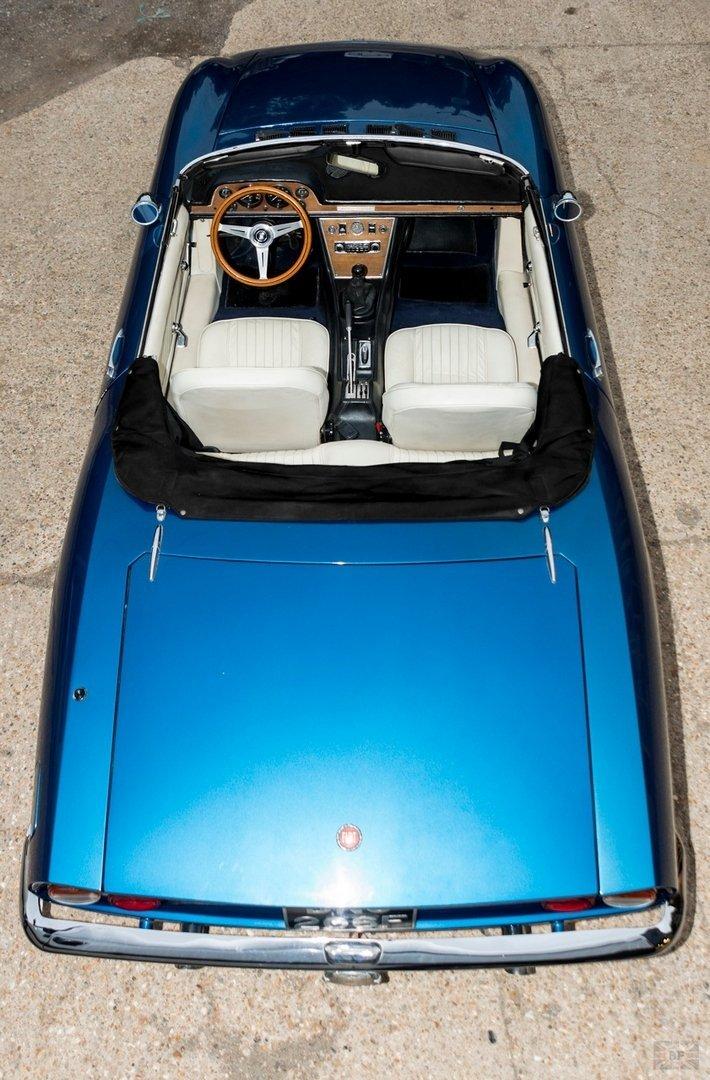 1967 Fiat Dino Spider by Pininfarina - 7
