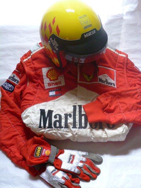 Ferrari Racing Suit