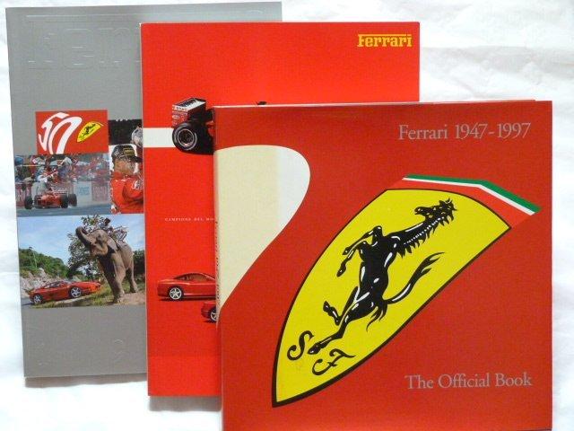 Ferrari Yearbooks