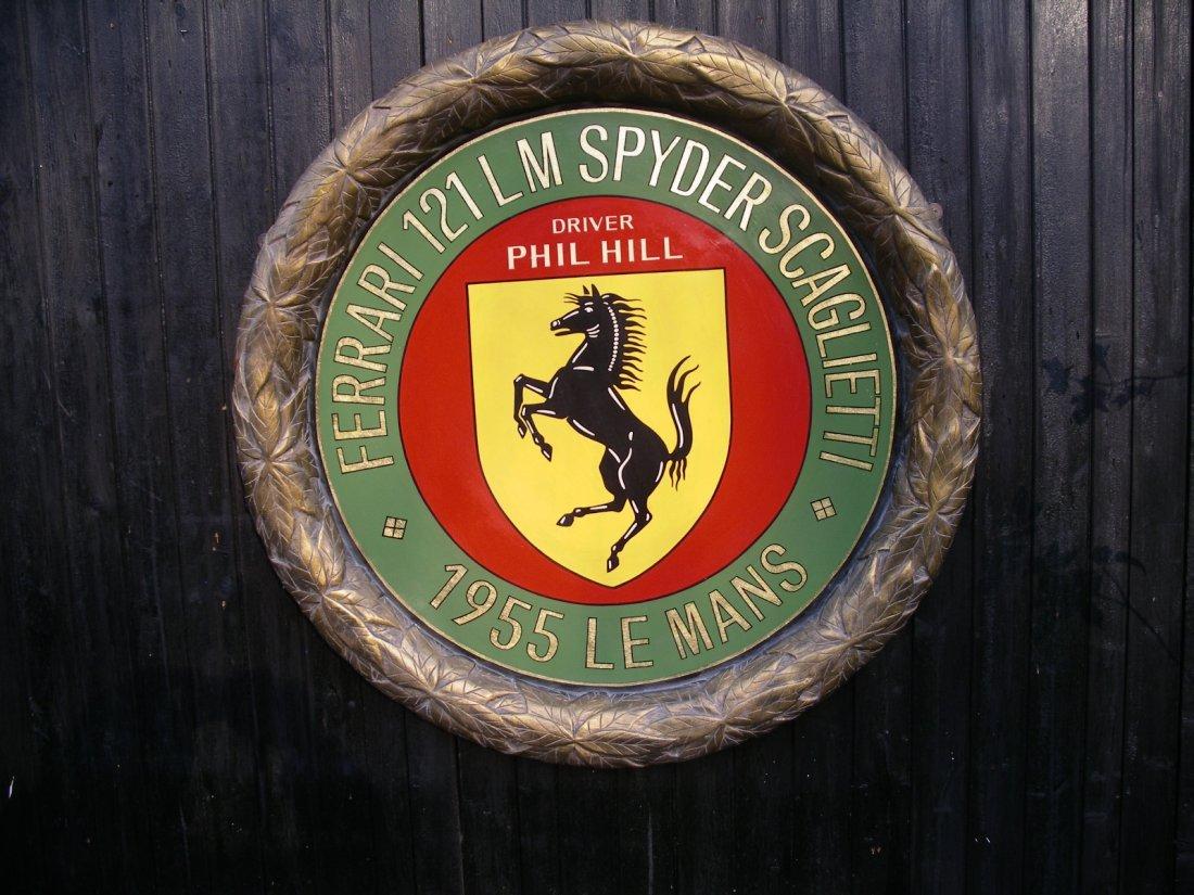 Ferrari roundel