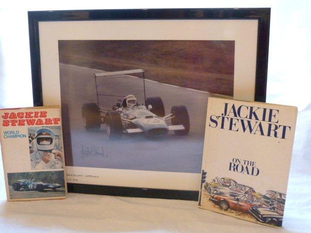 Mixed Jackie Stewart Lot