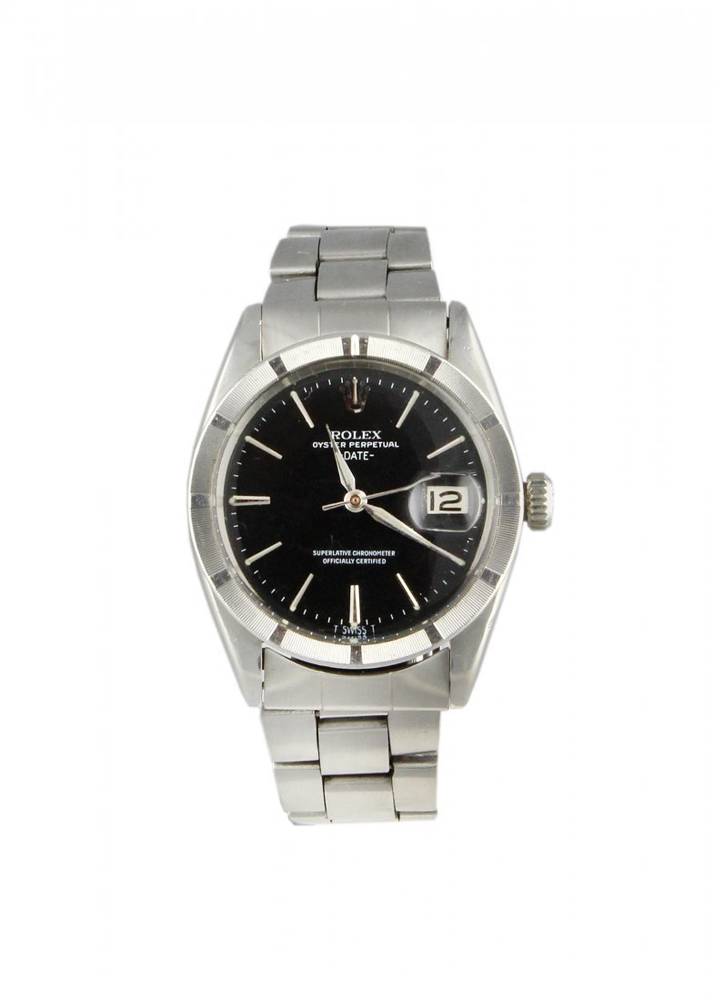 c.1955 Rolex Oyster Perpetual Automatic Date 1501