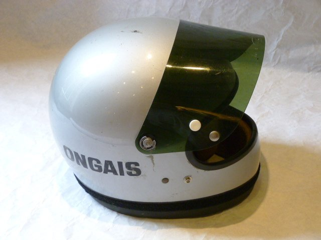 Danny Ongais Racing Helmet