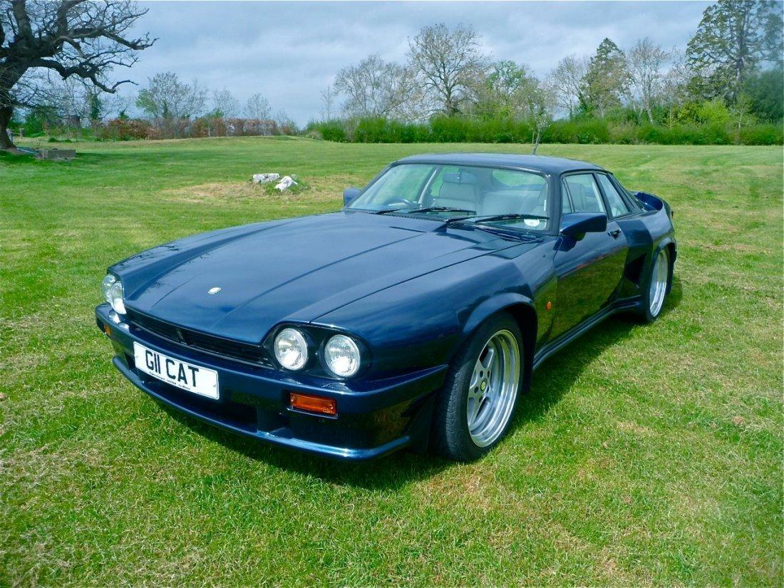 1990 lister jaguar xjs 7 0 le mans coupe. Black Bedroom Furniture Sets. Home Design Ideas