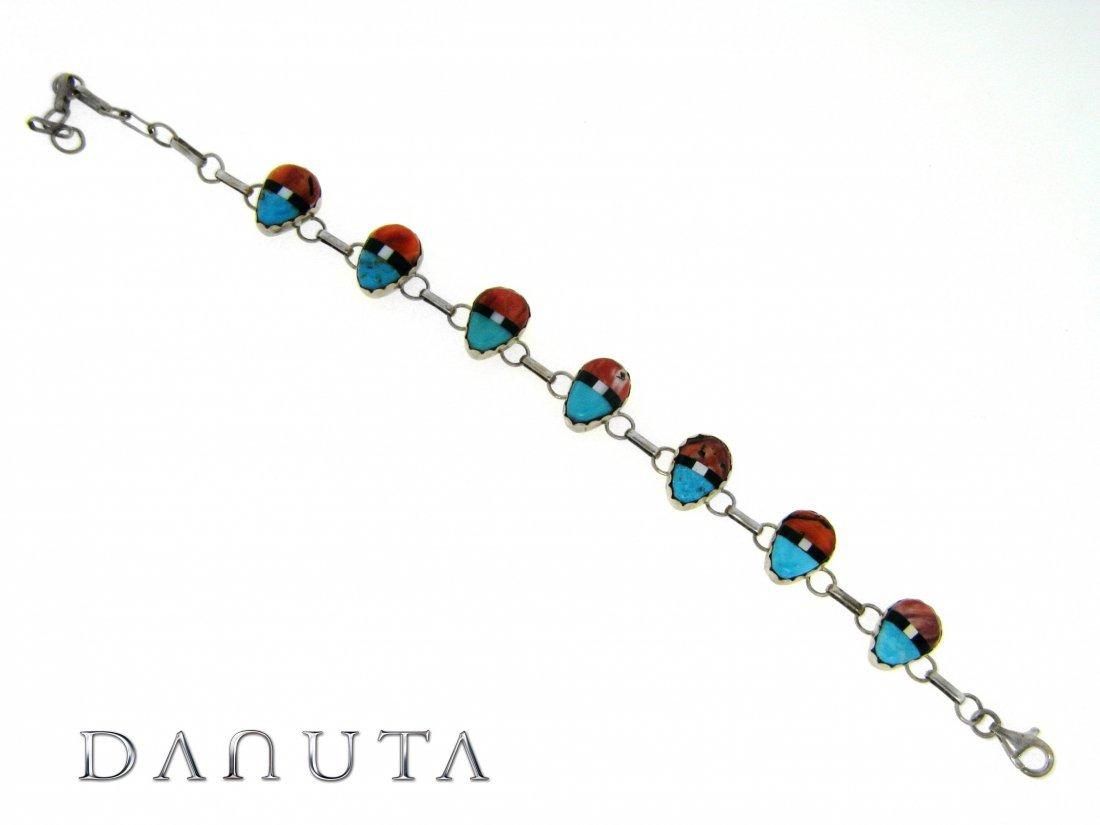 Southwestern Native American Designer Bracelet