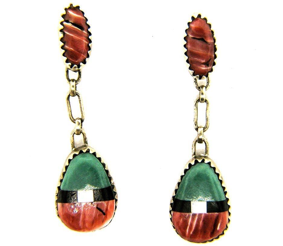 Southwestern Native American Designer Earrings