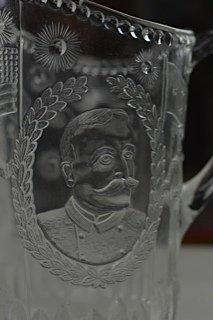 Antique 1899 glass pitcher Manilla Bay Battle