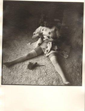 Marianne Gordon 1972 Nude Photograph by Bob Guccione