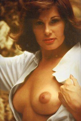 Dominique Maure Erotic Nude Photograph By Bob Guccione