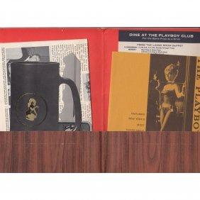 Guccione's 1960s Playboy Club Keyholder Promotional Kit