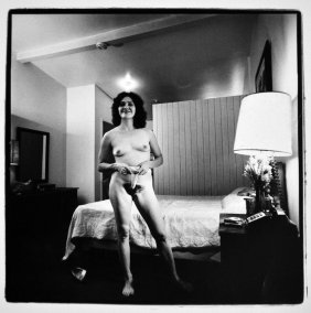 Penthouse Debra Murphree Swaggart Silver Gelatin Print