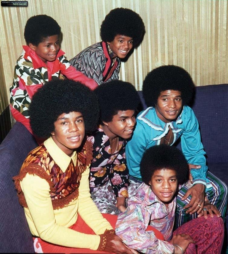 Jackson 5 Stage Worn From Henry Vaccaro Collection!