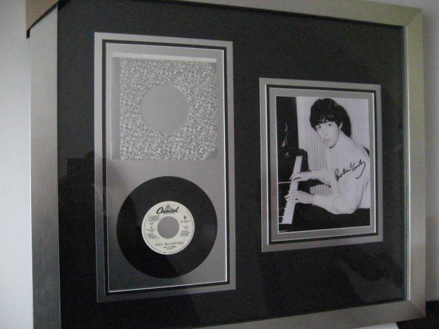 Beatles PAUL'S RAREST 45 IN THE WORLD AS NEW NEAR MINT!