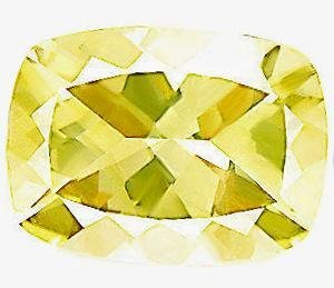 5.55ct Natural Top Fire Ultra Rare Yellow Andesine VVS