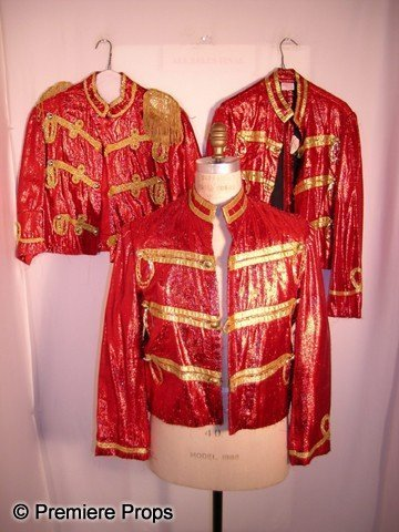 Michael Jackson/Peter Pan lot Costumes from Hollywood
