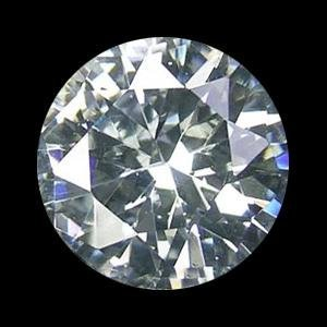 10.45ct Awesome Brilliant White Lab Round Loose Gem