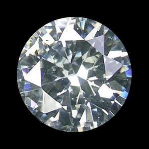 10.45ct Awesome Brilliant White Lab Round Diamond