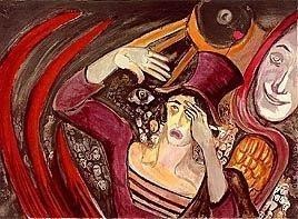 Rare Marcel Marceau Portefolio complete ( French