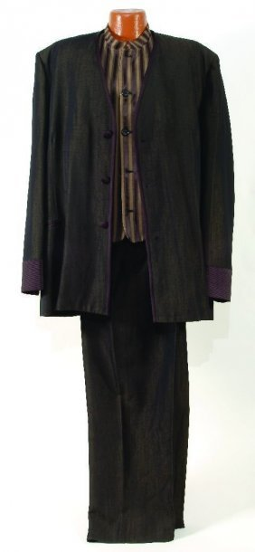 Babyface suit worn at the American Music Awards/Madonna